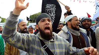 صورة تكفيريو مصر يكفرون المسلمين الشيعة