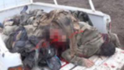 صورة مقتل المئات من الدواعش في معارك العراق