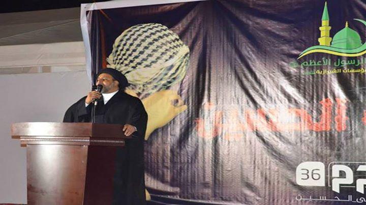 Photo of حفل تأبيني لرابطة الرسول الأعظم في أمّ الحمام