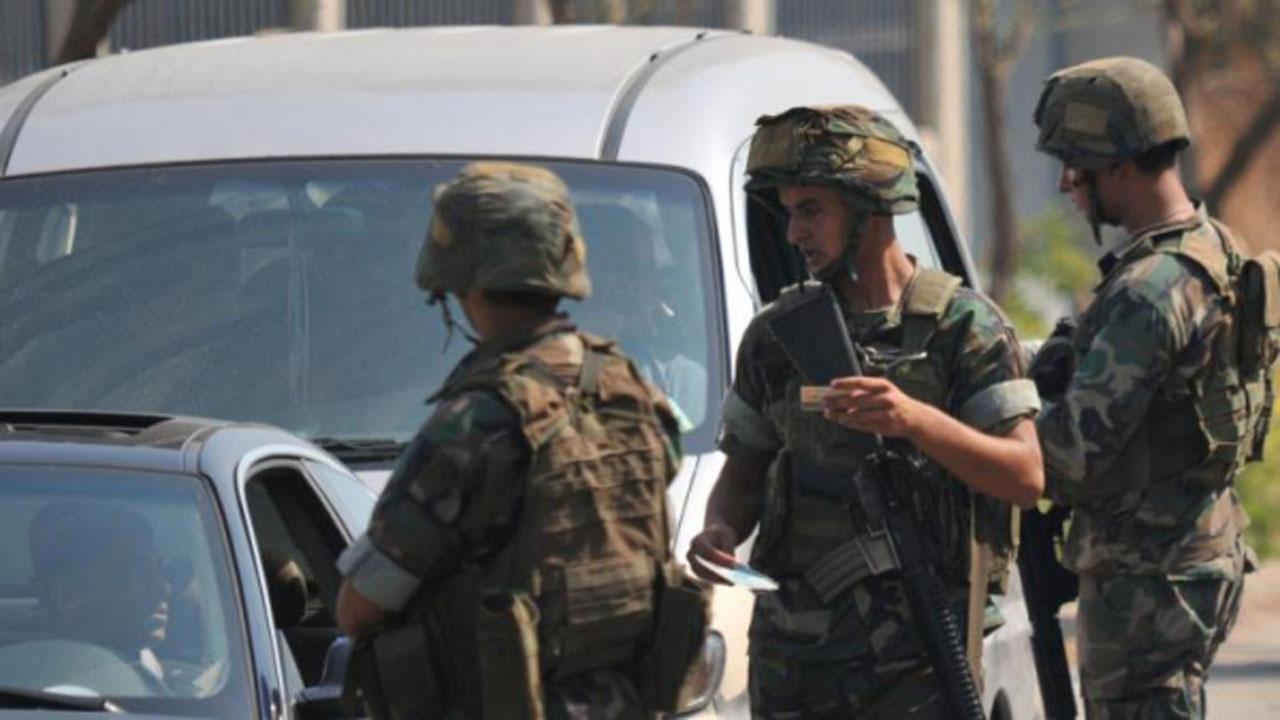 صورة اتهام واحد وعشرين شخصا بالتحضير لهجمات ضد شيعة لبنان
