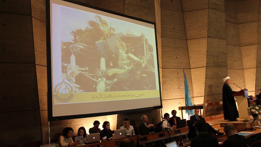 Photo of المزارات الشيعية تشارك في المؤتمر الدولي بشأن التراث العراقي السوري في باريس