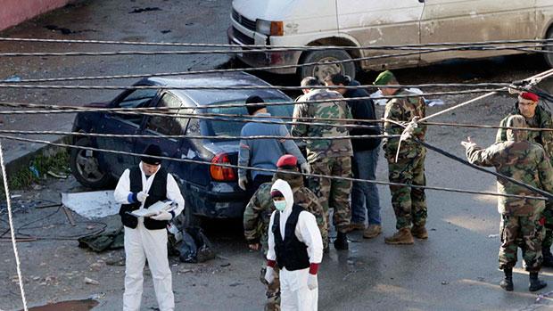Photo of تفجيرين في جبل محسن شمالي لبنان وجبهة النصرة تتبنى العملية