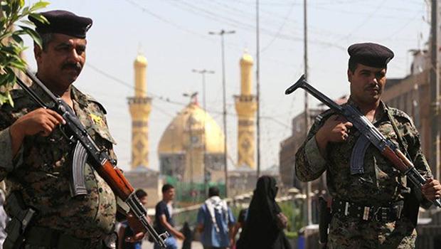 صورة إجراءات امنية احترازية لمنع تسلل الإرهابيين