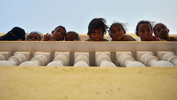 صورة اليونيسيف: مئة وخمسة عشر طفلا يمنيا سقطوا خلال العدوان السعودي