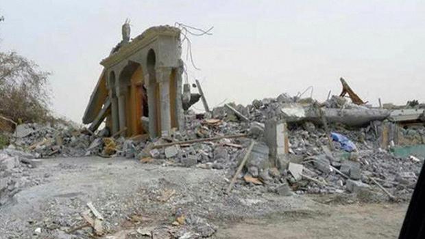 صورة مناطق في البحرين يُحرَّم على الطائفة الشيعيّة بناء المساجد فيها