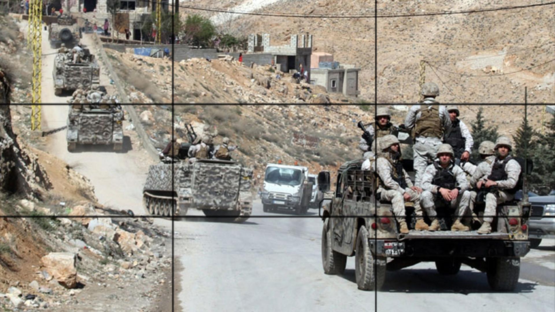 صورة الجيش السوري يسيطر بالكامل على معبر الحمرا القصير بجرود عرسال