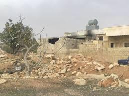صورة اعتداءات إرهابية مستمرة على بلدتي نبل والزهراء الشيعيتين
