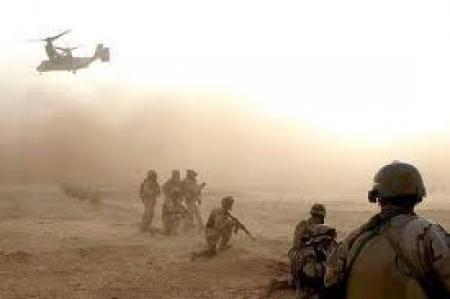 صورة العراق: تفكيك 50 منزلا مفخخاً ورفع قربابة 180 عبوة ناسفة غربي سامراء