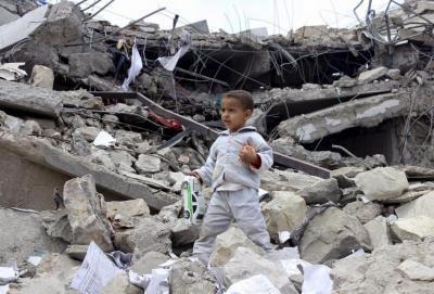 صورة العدوان السعودي يدمر عشرات المدراس باليمن