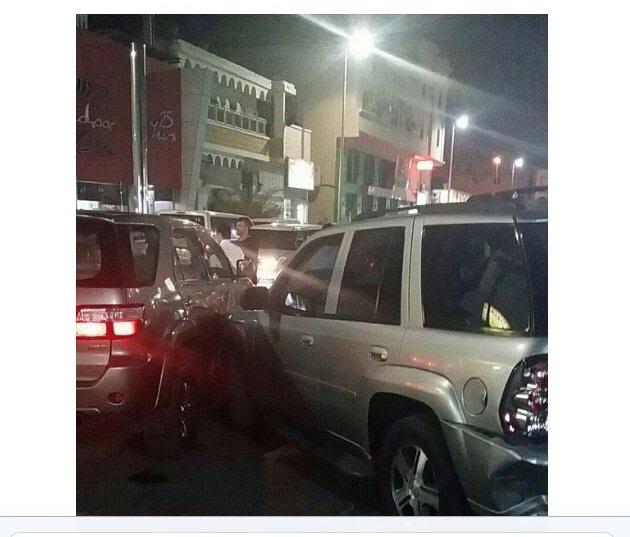 صورة عاجل: احباط هجوم ارهابي يستهدف شيعة السعودية بالقطيف من قبل الاهالي