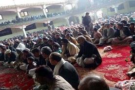 """صورة تقریر مصور:مجلس حسيني في العاصمة الأفغانية """"كابل"""""""