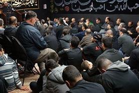 صورة تقرير مصور: إقامة مجلس العزاء الحسيني في العاصمة الكندية
