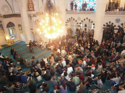 """صورة مساجد استراليا تفتح أبوابها للزوار في """"يوم المسجد المفتوح"""""""
