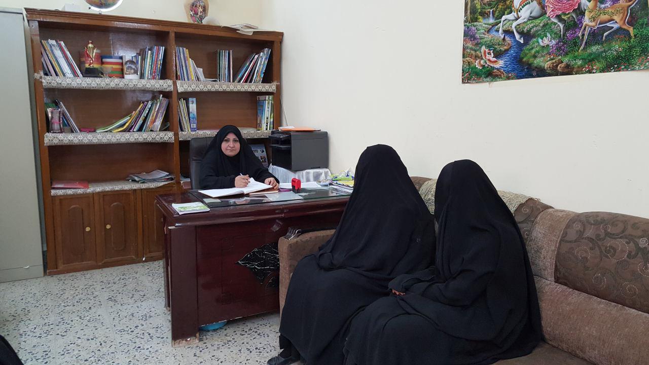 صورة القسم النسوي في العتبة العلوية المقدسة يبدأ تحضيراته لاقامة مهرجان السيدة رقية السنوي الثالث