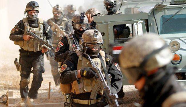 صورة العراق: تدمير معسكر لداعش ومقتل 75 ارهابيا غرب الثرثار