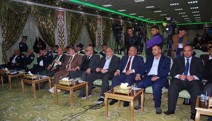 Photo of تكريم عدد من موظفي دوائر الدولة في كربلاء بعد فوزهم بلقب الموظف المثالي