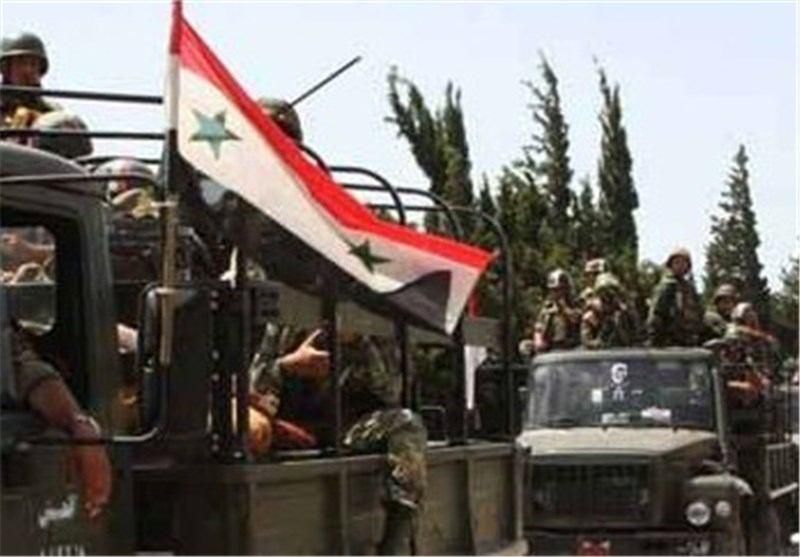 صورة الجيش السوري يستعيد السيطرة على بلدة العيس بريف