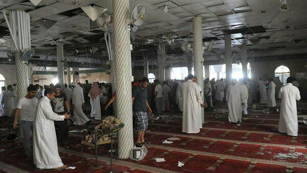 صورة إحباط هجوم ارهابي لداعش كان يستهدف مطار الكويت ومسجدا شيعيا