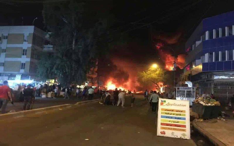 صورة 57 شهيداً و80 جريحاً حصيلة تفجير الكرادة وداعش الاجرامي يتبنى العملية