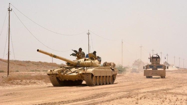 صورة العراق: العبادي يعلن استعادة قاعدة القيارة ويعد بتحرير الموصل