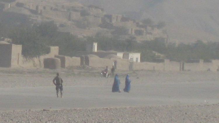 صورة إحباط تفجير إرهابي في أفغانستان استخدمت طالبان طفلا لتنفيذه