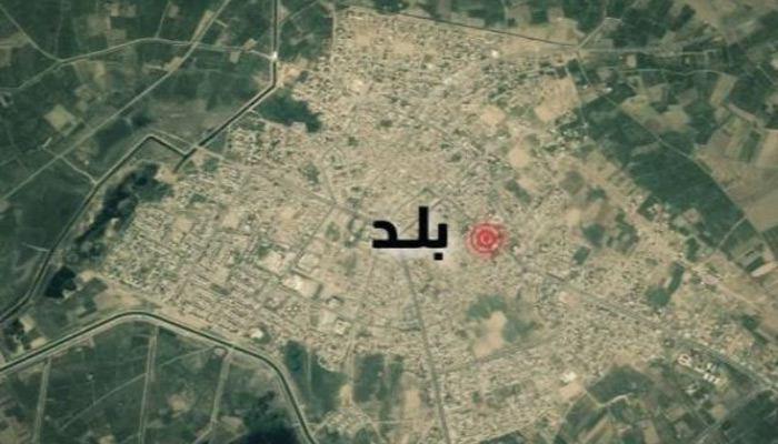 صورة العتبة الحسينية تستكمل بناء خندق حول مدينة بلد لتأمين مرقد سبع الدجيل من أي خطر خارجي