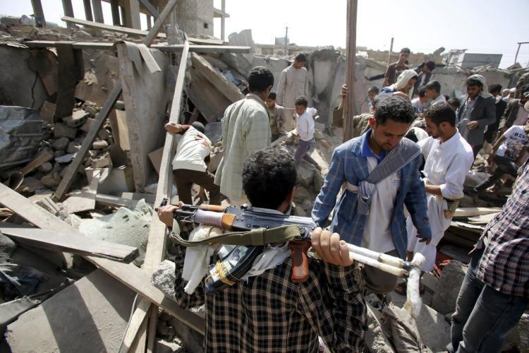 صورة الصحة العالمية: 6 آلاف و600 شهيد  و 32 و 964 جريحا منذ بدء الحرب السعودية على اليمن