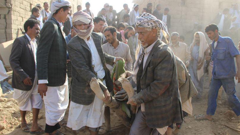 صورة الغارات السعودية تجلي المنظمات الطبية من اليمن