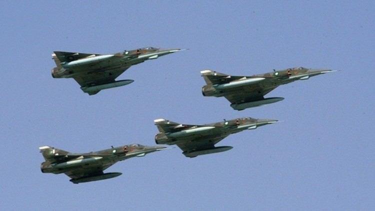 صورة القضاء على 9 مسلحين شمال غربي باكستان