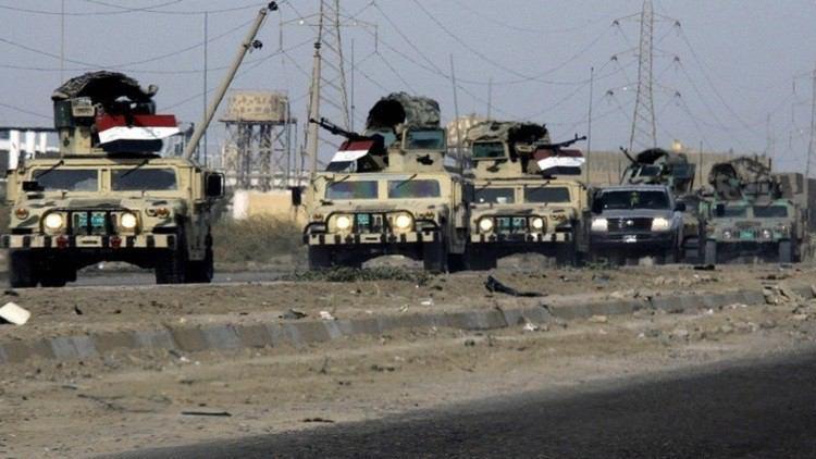 Photo of القوات العراقية تعلن عن تحرر منطقة الطرابشه شمالي الرمادي