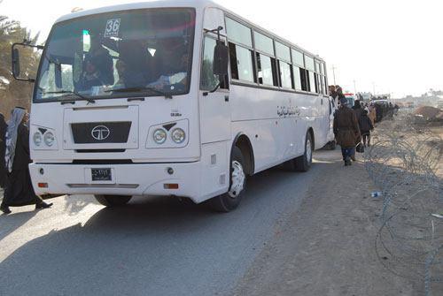 صورة العتبة الحسينية تضع خطة لنقل زائري الاربعينية