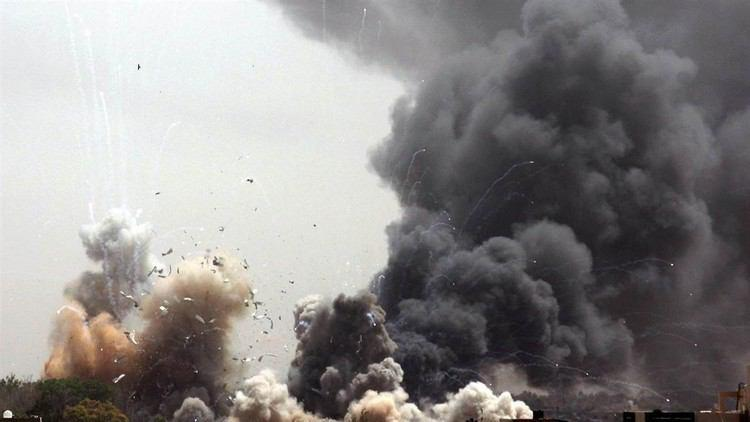 صورة استشهاد 6 اشخاص واصابة 27 بتفجيرات في جلال آباد الأفغانية