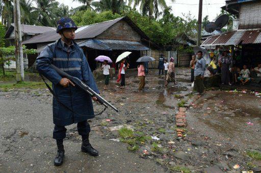 صورة الأمم المتحدة: الانتهاكات بحق الروهينغا المسلمين قد ترقى إلى جرائم ضد الإنسانية