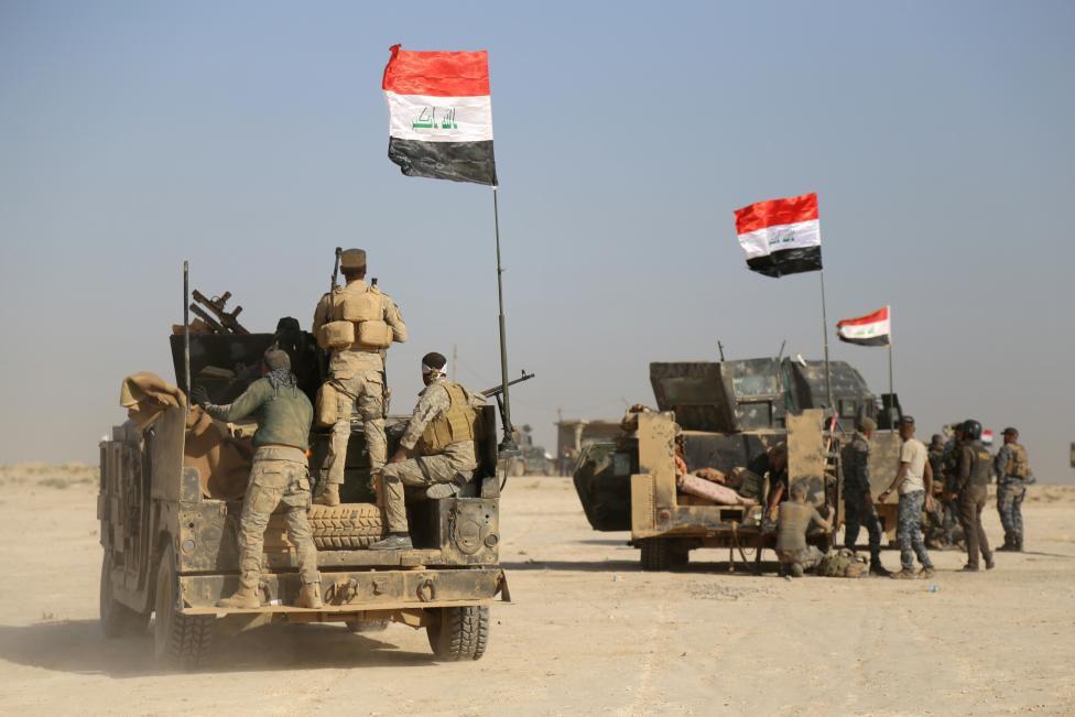Photo of القوات الأمنية العراقية  تحرر 5 احياء بالموصل