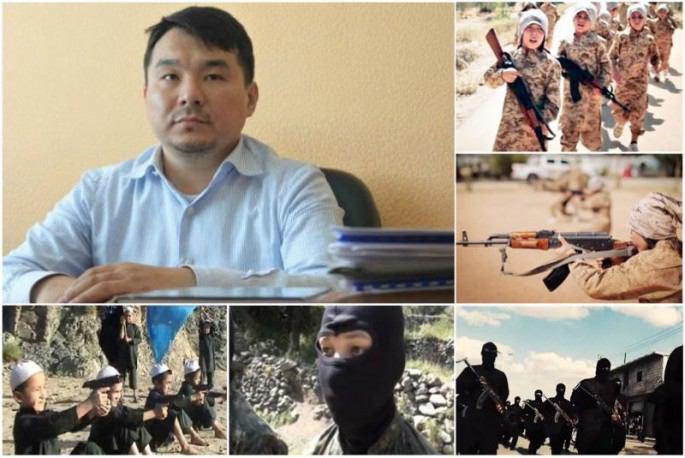 صورة کاتب کازاخستاني:السلفیة المتطرفة مدرسة تنمي إرهابیین