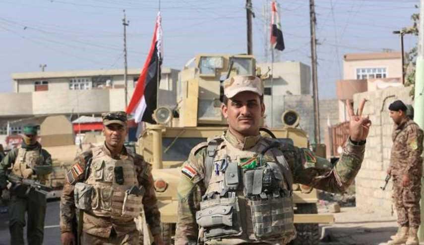 صورة القوات العراقية تسيطر على أهم المباني الحكومية في الموصل