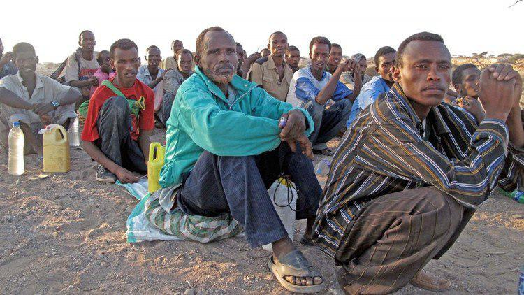 صورة قلق أممي من تدفق المهاجرين على اليمن رغم الحرب