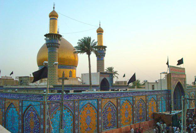صورة الثاني والعشرين من جمادى الاول ذكرى وفاة القاسم بن الامام موسى الكاظم عليه السلام