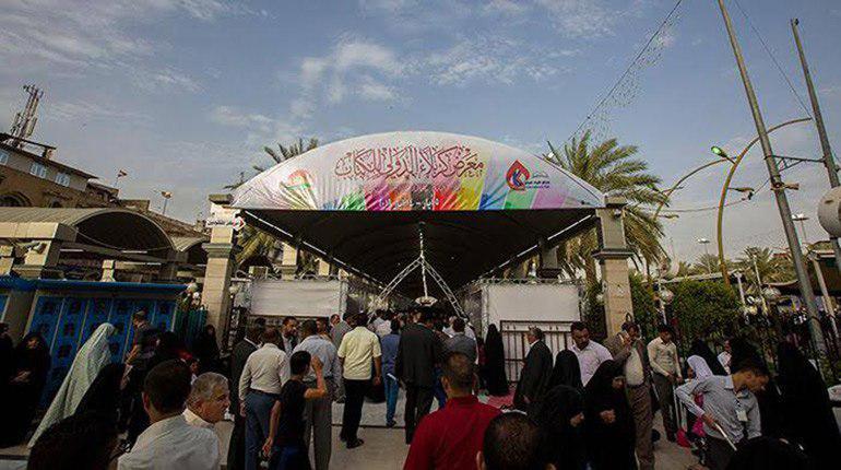 صورة العتبة الحسينية المقدسة تعلن عن اكمال الاستعدادات الخاصة بإقامة معرض كربلاء الدولي الثالث عشر للكتاب