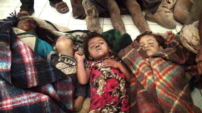 صورة السعودية ترتكب جريمة جديدة في اليمن وتقتل 23 مدنيا بينهم أطفال ونساء
