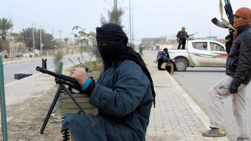 صورة البنتاغون: داعش الارهابي يسيطر على 10 كيلومترات مربعة فقط في الموصل