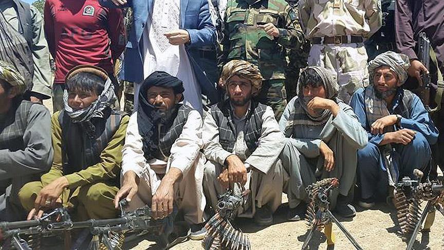 صورة أفغانستان: 60 قتيلا من طالبان الارهابية في عمليات عسكرية باقليم هلمند