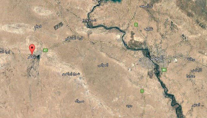 صورة القوات العراقية تحكم السيطرة على 17 قرية شرق تلعفر
