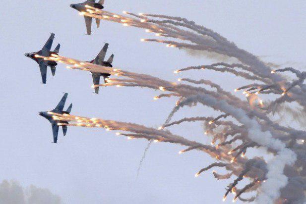 صورة مقتل 29 مدنيا في ضربات للتحالف الذي تقوده أمريكا في سوريا