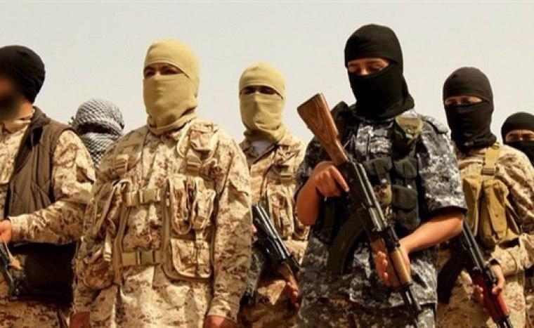 صورة رسميا.. داعش الارهابي يشارك الى جانب العدوان السعودي بالحرب ضد اليمنيين