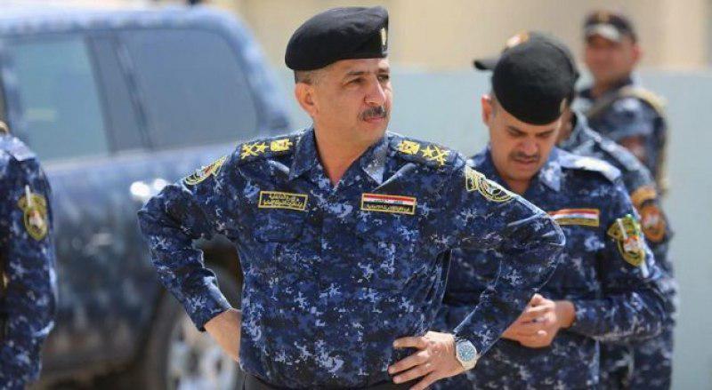صورة جودت: مقتل 234 عنصرا إرهابياً و34 عجلة مفخخة في أيسر الشرقاط
