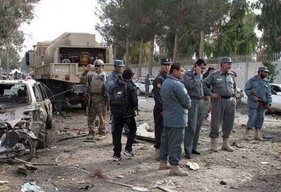 صورة مصرع 24 جنديا أفغانيا في هجوم لطالبان الارهابية