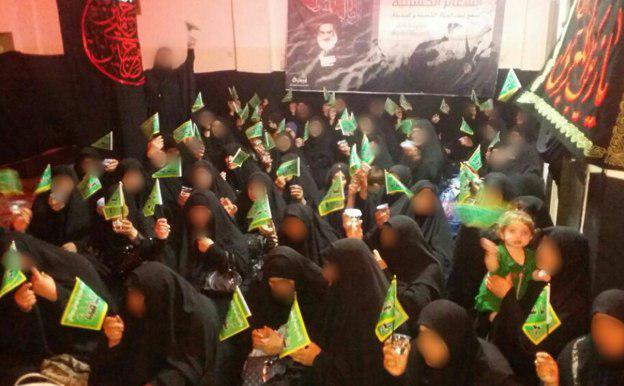 صورة مؤسسة ازدهار اليتيم الخيرية تقيم مجالس العزاء بذكرى عاشوراء الامام الحسين عليه السلام في كربلاء