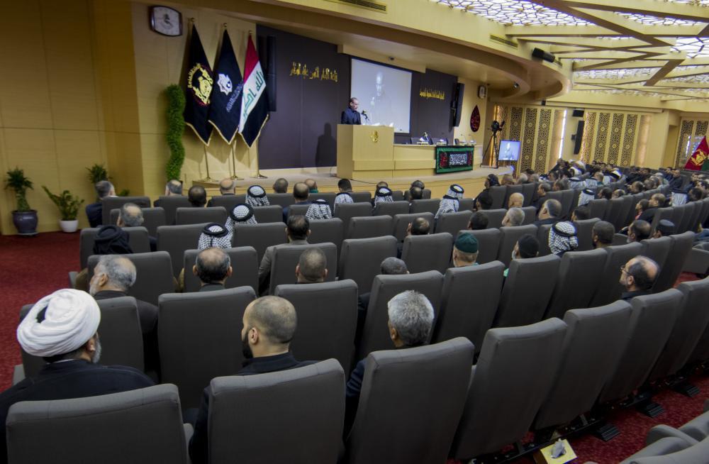 صورة مركز كربلاء يعقد المؤتمر العلمي الدولي حول زيارة الأربعين لسليط الضوء على الابعاد المختلفة لهذة المناسبة المليونية