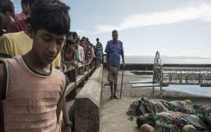 صورة منظمة العفو: قوات ميانمار قتلت عمدا مئات الرجال والنساء من مسلمي الروهينجا